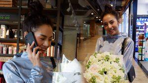 แซวสนั่นดอกไม้วาเลนไทน์ของ เม นิศาชล จากคนที่คุณก็รู้ว่าใคร!?