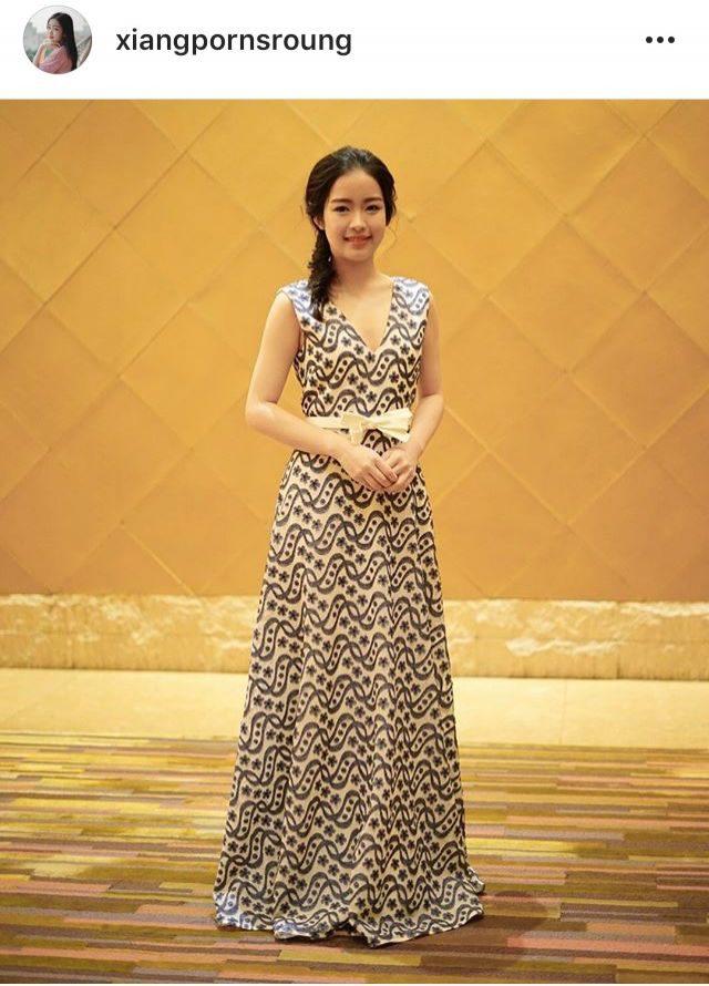 เซียงเซียง พรสรวง รวยรื่น รางวัลนักแสดงดาวรุ่งดีเด่น (หญิง)