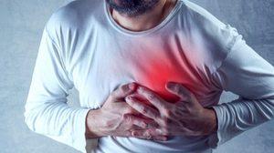 เจ็บหน้าอก แบบไหนเสี่ยงต่อการเป็น โรคหัวใจ