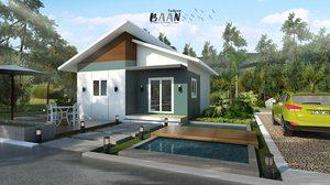 ออกแบบการใช้งานภายในบ้านให้เหมาะสม ช่วยทำให้ บ้านเย็น ได้