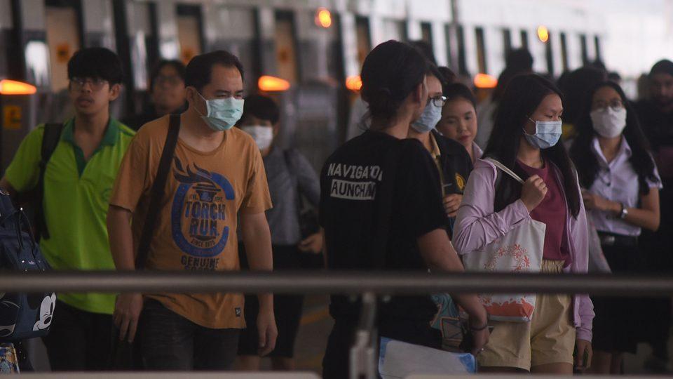 กทม.-ปริมณฑล ฝุ่น PM 2.5 เกินต่อเนื่อง มีผลกระทบต่อสุขภาพ 49 พื้นที่
