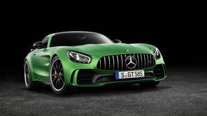 Mercedes-AMG GTR เปิดโฉมตัวอสูรกายตัวเขียวเต็มรูปแบบ