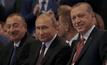 ปธน.ตุรกี หารือกับ ปธน.รัสเซีย