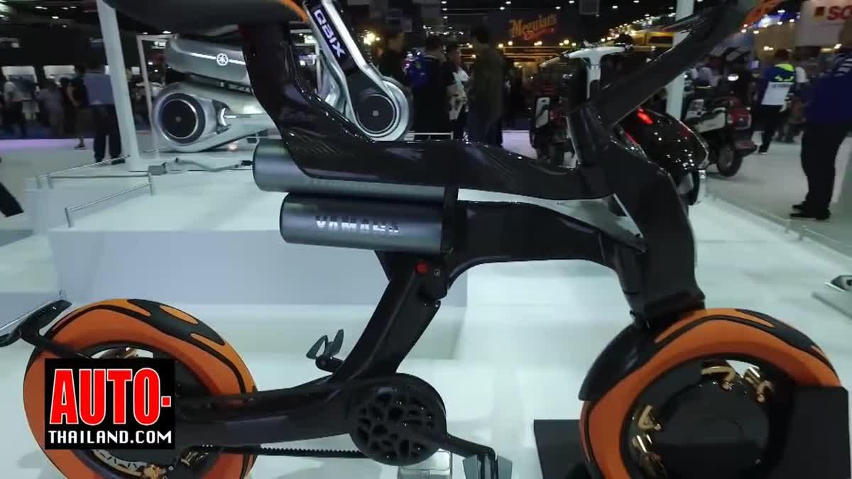 Yamaha QBIX ดิจิตอล ออโตเมติก รุ่นใหม่ล่าสุดจากยามาฮ่า