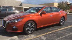 ภาพหลุด Nissan Altima SR 2019 ก่อนการเปิดตัวที่สหรัฐอเมริกา