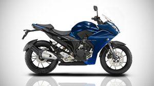 มาแล้ว! ภาพ Yamaha Fazer 250 ที่ Render จากภาพ Spyshot