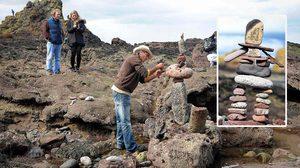 เทพเกิ้น!! การแข่งขันวาง หิน ระดับโลก ความสวยงามที่สร้างสรรค์โดยฝีมือมนุษย์