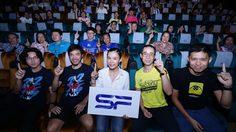 เอส เอฟ เปิดรอบพิเศษ!! ส่งต่อแรงบันดาลใจให้น้อง ๆ ผู้พิการชมหนัง 2,215 เชื่อ บ้า กล้า ก้าว