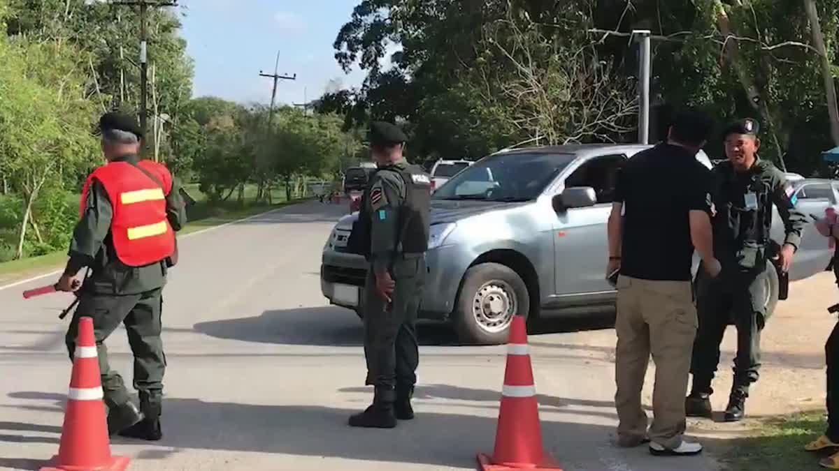 ฆ่ารัดคออดีตครูวัย 62 ปี ชิงรถไปประกอบระเบิดคาร์บอม อ.เทพา