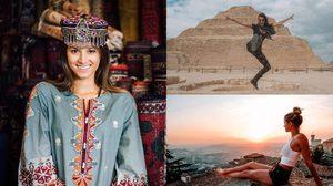 Lexie Alford สาวน้อยที่เดินทางรอบโลก