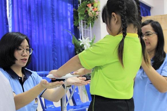สถาบันวิจัยฟรีสแลนด์คัมพิน่าร่วมนักโภชนาการไทย  ลงพื้นที่สำรวจสุขภาพเด็กไทยกว่า 3,500 คนทั่วประเทศ