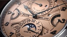 Patek Philippe Grandmaster Chime มีเรือนเดียวในโลก ราคา 940.7ล้านบาท