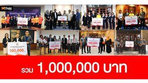 Mitsubishi Motors มอบเงิน 1 ล้านบาท ผู้ประสบภัยภาคใต้จากพายุโซนร้อนปาบึก