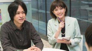 ฝันเป็นจริงเมื่อนักแสดงสาว ทสึบาสะ ฮอนดะ จากละครซีรี่ย์ GTO มาทำงาน(ถ่ายแบบ)ในกองบก.โชเน็นจัมป์ 2 อาทิตย์!!