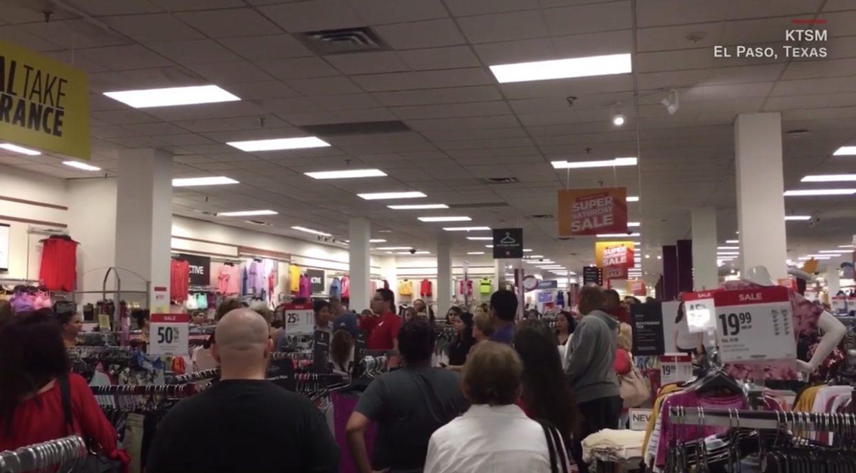 เหตุกราดยิงในห้างสรรพสินค้า ที่รัฐเท็กซัส มีผู้บาดเจ็บล้มตายจำนวนมาก