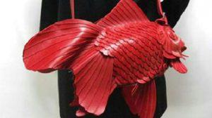 กระเป๋าปลาทอง งานแฮนด์เมด สุดฮิต ของชาวญี่ปุ่น