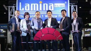 ลามิน่า รับ TAQA Award ต่อเนื่องปีที่ 8