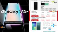 รวมโปร Samsung Galaxy S10 / S10+ จาก 3 ค่ายมือถือ AIS, dtac และ true ลดราคาสูงสุด 50%