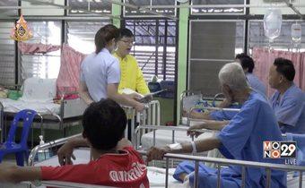พบผู้ป่วยจากการกินเนื้อหมูดิบเพิ่ม