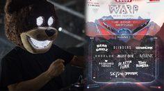 สาวกEDMพร้อม! เตรียมขึ้นยาน 'WARP Music Festival 2018'