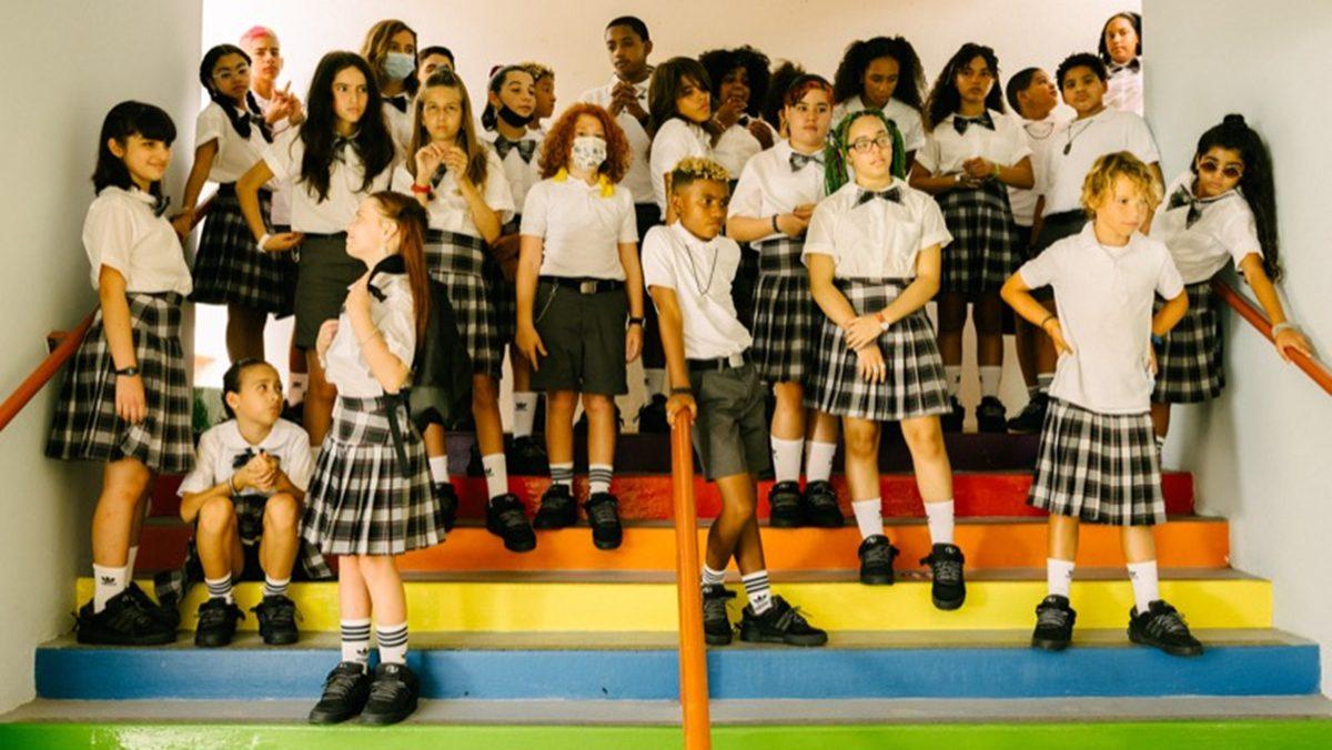 "adidas Originals เผยโฉมสนีกเกอร์ ""BACK TO SCHOOL"" FORUM  ถ่ายทอดเรื่องราวกลุ่มนักเรียนผู้ไร้ซึ่งความหวาดกลัว"
