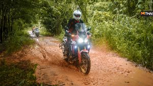 Honda Bigbike X Venture Trip & Tricks ปลุกเร้า Passion ไบค์เกอร์สายลุย