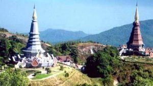 10 อันดับแหล่งท่องเที่ยวประเภทป่าเขา น้ำตก ในประเทศไทย ประจำปี 2553