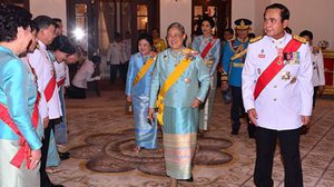 สมเด็จพระเทพฯ เสด็จงานสโมสรสันนิบาตเฉลิมพระเกียรติพระราชินี