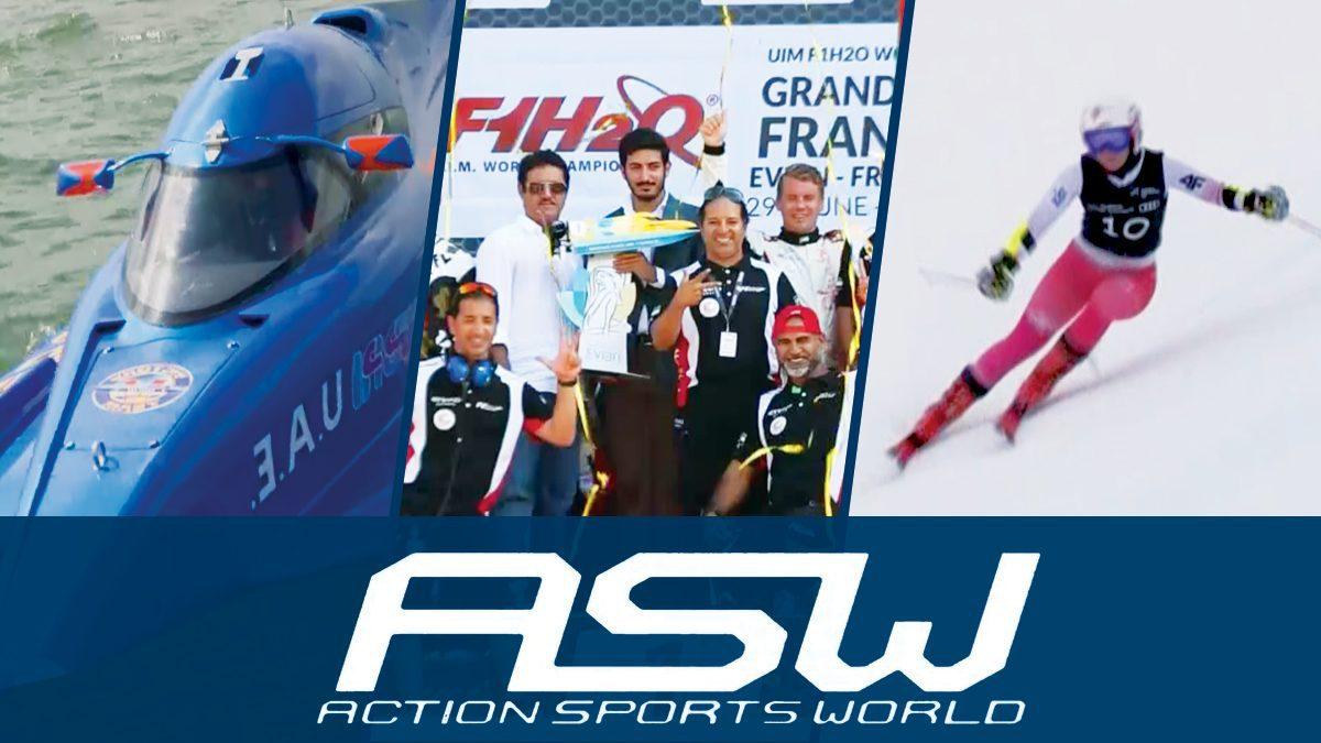 รายการ Action Sports World Season18   EP.38 [FULL]