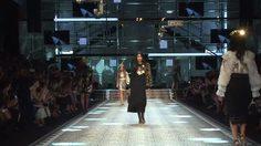 โชว์แรกของ ปู ไปรยา บนรันเวย์ระดับโลก แฟชั่นโชว์ Dolce & Gabbana มิลานแฟชั่นวีค 2017/2018