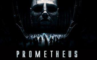 Prometheus โพรมีธีอุส ยานสยอง