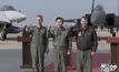 เกาหลีใต้ สหรัฐฯ และอังกฤษร่วมฝึกซ้อมทางอากาศ