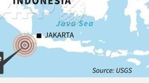 แผ่นดินไหวที่อินโดนีเซียกลางดึกทางการเตือน 'สึนามิ'
