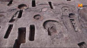 อียิปต์พบ '110 หลุมศพ' สืบย้อน 3 อารยธรรมโบราณ