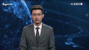 สื่อดังแดนมังกรเปิดตัวผู้ประกาศข่าว AI คนแรกของโลก !!
