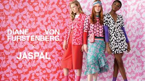 "Jaspal จับมือแบรนด์ดังระดับโลก ""Diane von Fürstenberg"" เขย่าวงการแฟชั่นไทย 28 ก.ย.64 พร้อมส่งคอลเลคชั่นใหม่สุดปัง! เอาใจผู้หญิงทุกเจเนอเรชั่น!"
