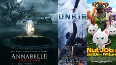 เฮี้ยนยันบ็อกซ์ออฟฟิศสหรัฐฯ!! Annabelle: Creation ฝ่าดงสัตว์และเหล่าทหารขึ้นอันดับหนึ่ง