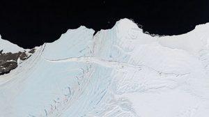 นาซา เตือนระวัง หลังหิ้งน้ำแข็งขั้วโลกใต้ใกล้แตก!!