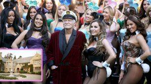 ปู่ Hugh ประกาศขาย Playboy Mansion ในราคาแพงที่สุดในสหรัฐ!