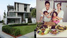ส่อง บ้านเอ็ม อภินันท์ บ้านเดี่ยวสามชั้นแนวโมเดิร์น จ่ายสด 30 ล้านบ.
