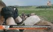 เกิดเหตุปะทะกันระหว่างกลุ่มกบฎและกองทัพยูเครน