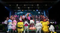 พบกับ Sanrio Characters ในงานฮาโลวีนเฟส 2018 ที่โอเชี่ยนปาร์ค ฮ่องกง