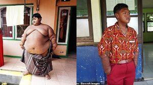 Arya Permana เด็กที่อ้วนที่สุดในโลก ตอนนี้เปลี่ยนแปลงตัวเอง กลับมาผอมแล้ว