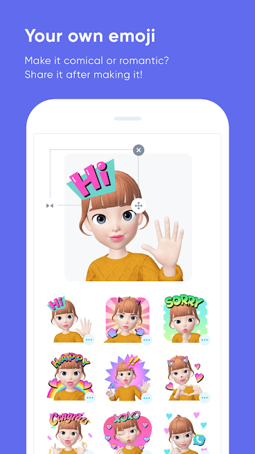 ZEPETO Sticker