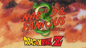 Dragon Ball Z x Naked & Famous โปรเจคร่วมกันออกแบบยีนส์รุ่นพิเศษ เปิดให้สั่งจองได้แล้ววันนี้