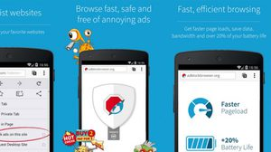 รีวิวแอพ: Adblock Browser ท่องเน็ตปลอดภัย ไม่มีโฆษณากวนใจ ทั้ง iOS และ Android!