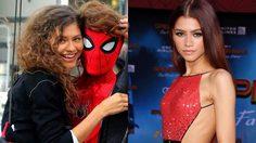 Zendaya หรือ MJ นางเอก Spider-Man