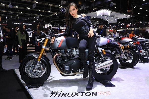Triumph All New Thruxton RS
