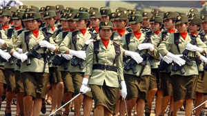 Indonesian women must take 'virginity tests' before joining the military