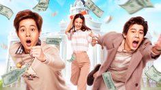 """ต้นน้ำ-ฟลุ๊ค-ญดา ชวนวัยรุ่นไทยเลิกฟุ่มเฟือย! ในภาพยนตร์ไทย """"Make Money วุ่นนักรักต้องประหยัด"""""""